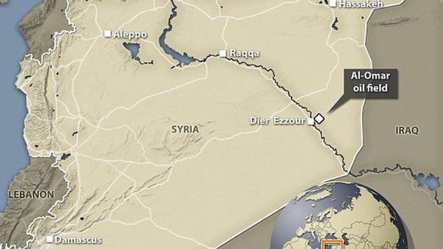 Teröristler en büyük petrol sahasını ele geçirdi