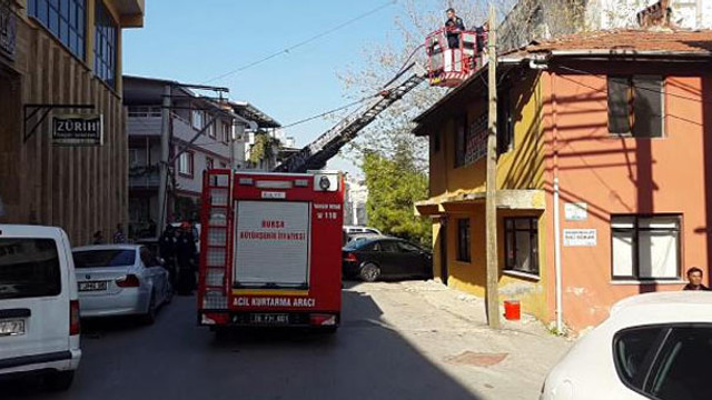 İhbar Fransa'dan geldi Bursa'da operasyon yapıldı