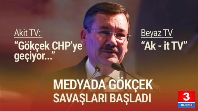 Melih Gökçek CHP'ye geçiyor iddiasına bomba yanıt