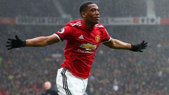 Manchester United: 1 Tottenham: 0