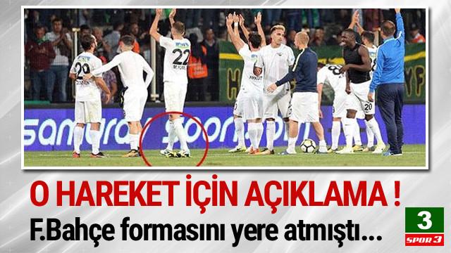 Mustafa Yumlu'dan Fenerbahçe savunması