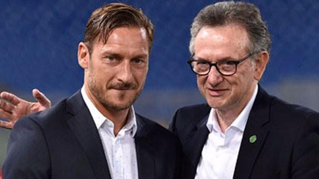 Totti antrenörlük kursunu yarıda bıraktı