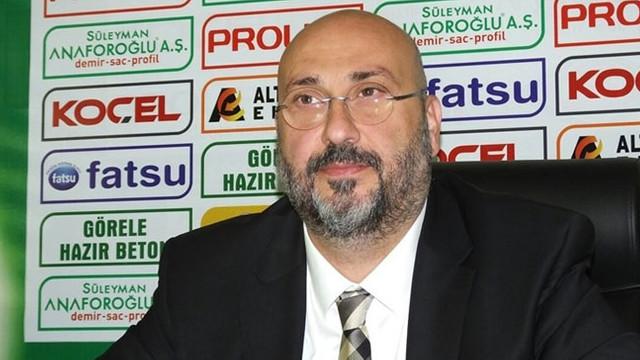 Mustafa Bozbağ Kulüpler Birliği Başkanı oldu