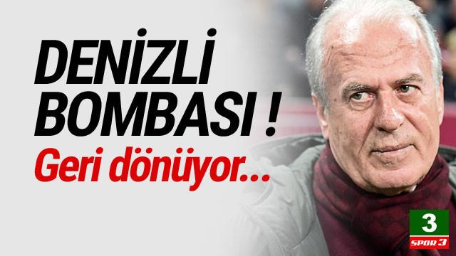 Mustafa Denizli bombası ! Geri dönüyor...