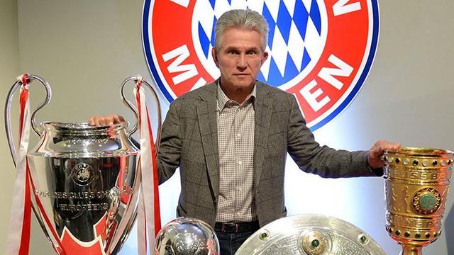 Jupp Heynckes Bayern Münih'te