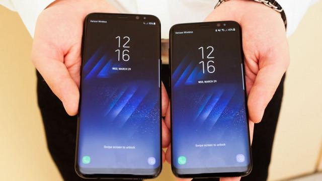 Samsung Galaxy S8'de SMS sorunu