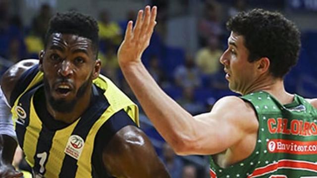 Fenerbahçe Doğuş-Banvit: 80-63