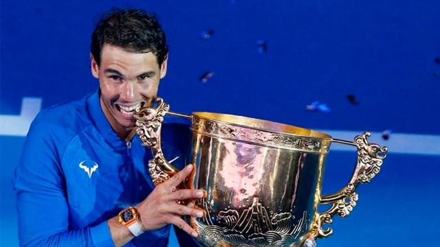Şampiyon Rafael Nadal !