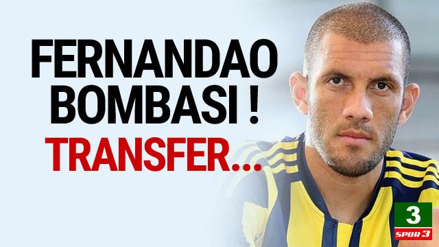 Bomba açıklama: ''Fernandao'yu istiyoruz''