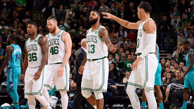 Celtics seriyi 11 maça çıkardı
