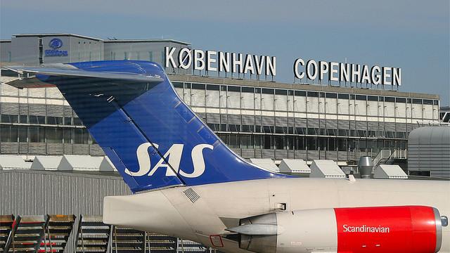 Kopenhag'da alarm ! ''Türk uçağı'' ihbarı