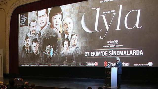 Oscar adayı olan ''Ayla'' filminden büyük başarı