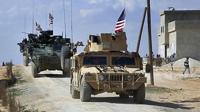 ''ABD ordusu Suriye'de kalacak''