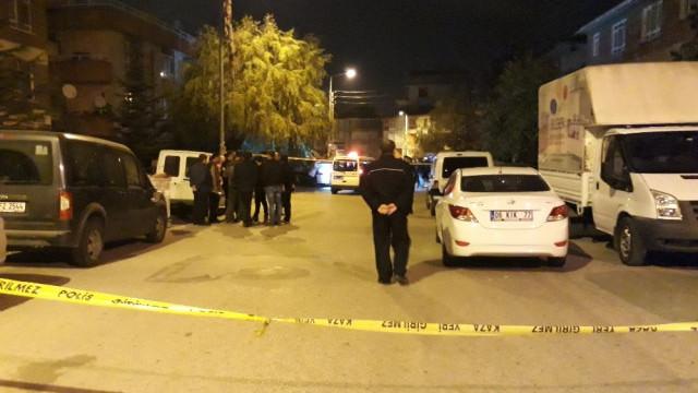 Ankara'da olaylı gece: Vurularak etkisiz hale getirildi