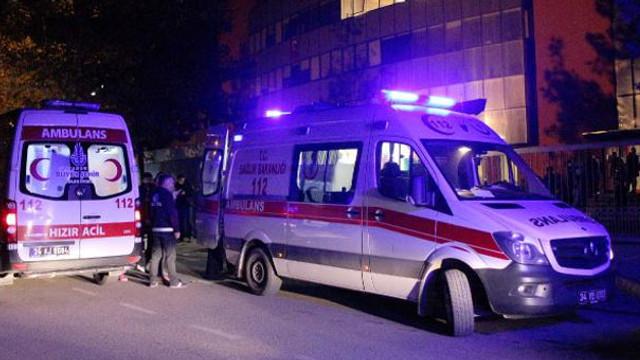 Öğrenci yurdunda olaylı gece; 47 öğrenci hastanelik oldu