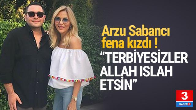 Hacı Sabancı'nın annesi Arzu Sabancı isyan etti