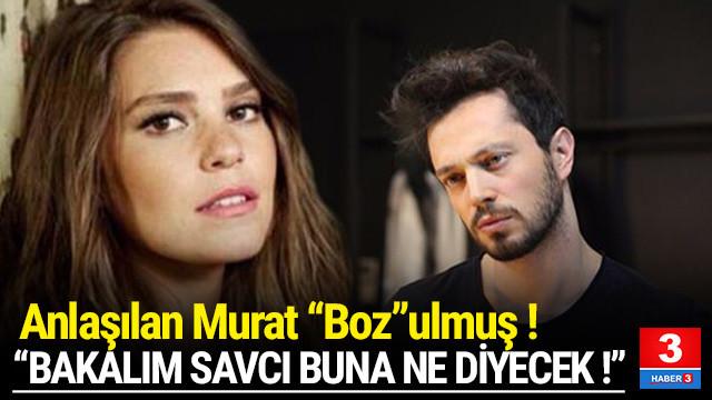 Murat Boz çok sert: Bakalım savcı buna ne diyecek !