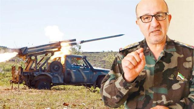 ''PKK'nın elinde kimyasal silah var''