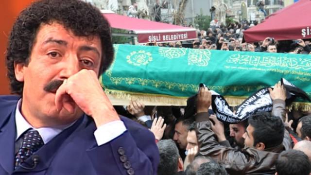 Müslüm Gürses'in öldükten sonra çekilen fotoğrafı
