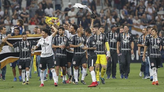 Brezilya'da şampiyon Corinthians !