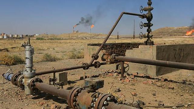 Kerkük petrolü ile ilgili flaş gelişme