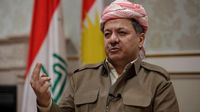 Barzani 25 milyon dolar dağıtmış !