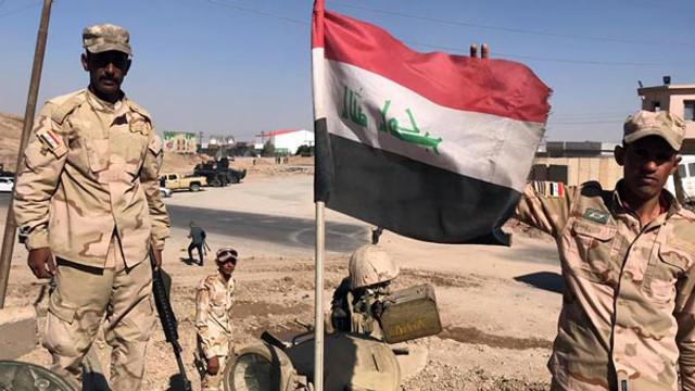 Irak resmen açıkladı ! ''Askeri olarak bittiler''
