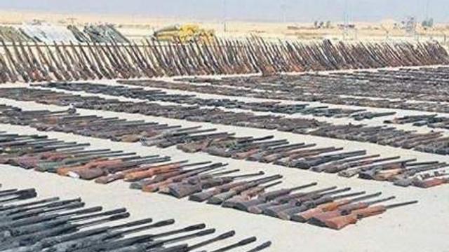 İşte Batı'nın DEAŞ'a gönderdiği silahlar