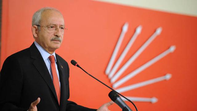 Kılıçdaroğlu: ''Kimse Türkiye'nin yöneticilerine hakaret edemez''