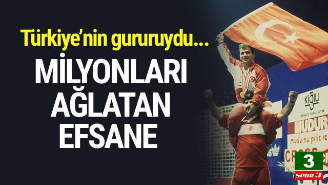 O Türkiye'nin gururuydu... İşte milyonları ağlatan efsane...