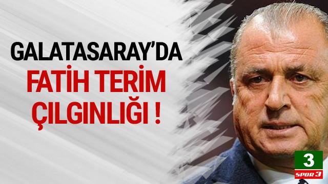 Galatasaraylı taraftarlardan Fatih Terim patlaması !