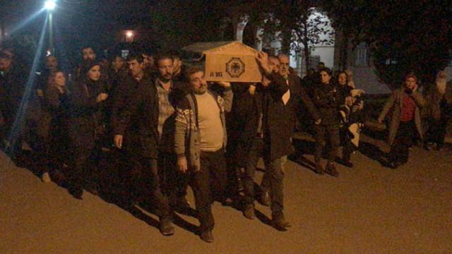 Terörist cenazesine katılan HDP'li vekiller hakkında yeni gelişme