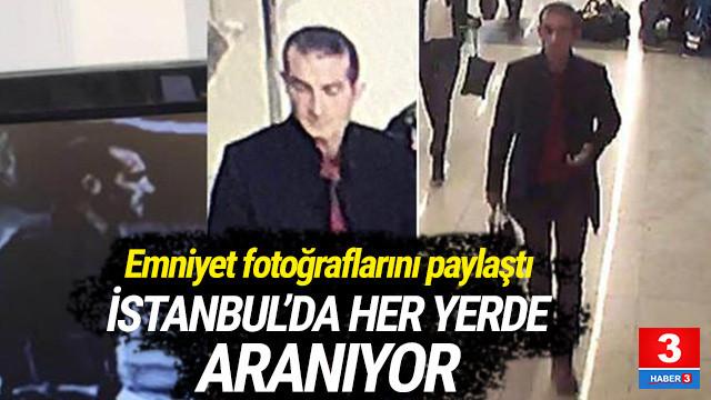 PKK'lı terörist her yerde aranıyor...