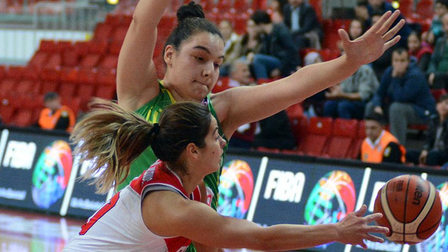Türk derbisinde kazanan AGÜ Spor
