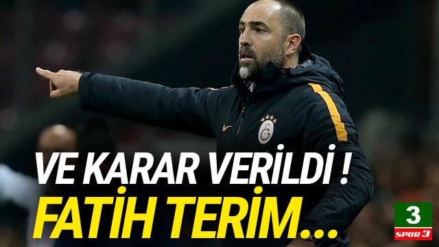 Galatasaray'dan flaş Igor Tudor kararı