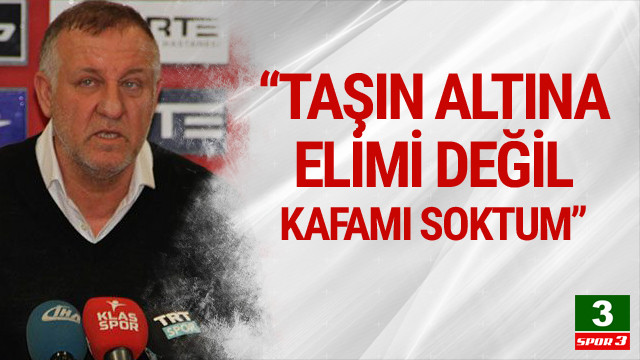 Mesut Bakkal'dan ilginç sözler !