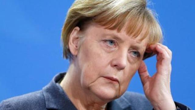 Avrupa'da kriz ! Merkel'den erken kriz çağrısı...