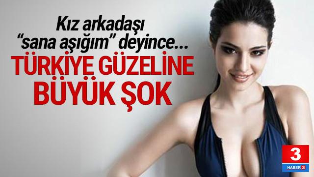 Türkiye güzelinin açtığı tehdit davası düştü