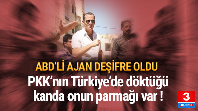 İşte ABD'nin PKK ile PYD'nin arkasındaki gücü