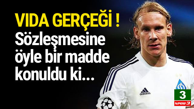 Beşiktaş'tan Vida'nın sözleşmesine tazminat maddesi