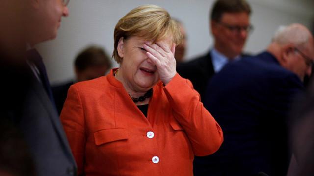 Hükümet kuramayan Merkel kararını verdi !