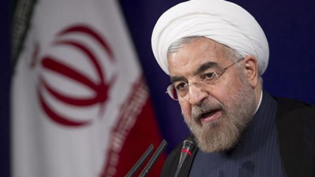 Ruhani'den canlı yayında IŞİD açıklaması