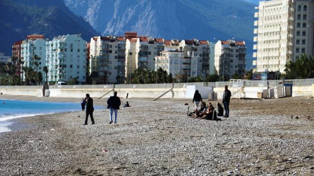 Dünyaca ünlü sahil define avcılarına kaldı