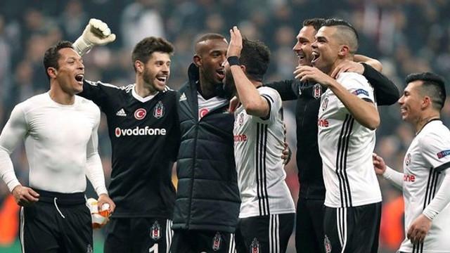 Beşiktaş'ta kasa doldu !