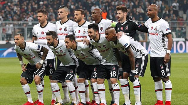 Beşiktaş'ta sakatlık şoku ! Eşi açıkladı...