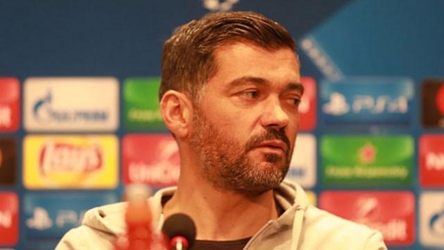 Conceiçao: ''Beşiktaş çok güçlü bir takım''