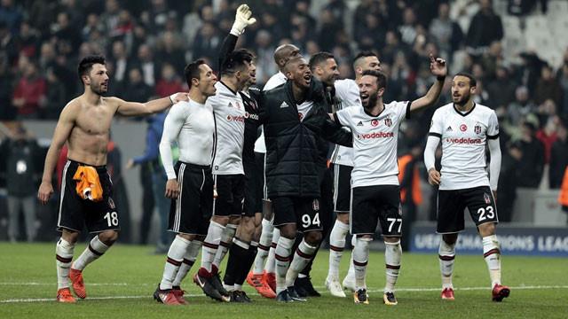 Avrupa, Beşiktaş'ın başarısını manşetlerine taşıdı