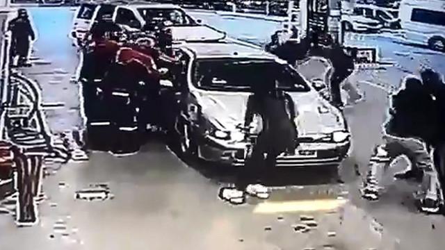 Saldırıya uğrayan gaziler onur konuğu oluyor