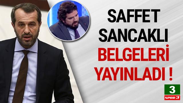 Saffet Sancaklı suç duyurusunda bulundu !