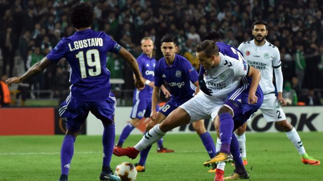Konyaspor - Marsilya: 1-1